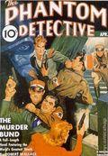 Phantom Detective (1933-1953 Standard Magazines) Pulp Vol. 35 #1