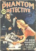 Phantom Detective (1933-1953 Standard Magazines) Pulp Vol. 35 #3