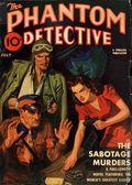 Phantom Detective (1933-1953 Standard Magazines) Pulp Vol. 36 #1