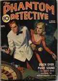 Phantom Detective (1933-1953 Standard Magazines) Pulp Vol. 36 #3