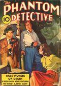 Phantom Detective (1933-1953 Standard Magazines) Pulp Vol. 37 #1