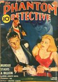 Phantom Detective (1933-1953 Standard Magazines) Pulp Vol. 37 #3