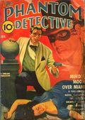 Phantom Detective (1933-1953 Standard Magazines) Pulp Vol. 38 #1