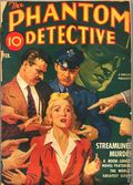 Phantom Detective (1933-1953 Standard Magazines) Pulp Vol. 38 #2