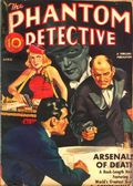 Phantom Detective (1933-1953 Standard Magazines) Pulp Vol. 38 #3