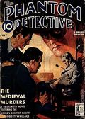 Phantom Detective (1933-1953 Standard Magazines) Pulp Vol. 39 #2