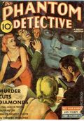 Phantom Detective (1933-1953 Standard Magazines) Pulp Vol. 39 #3