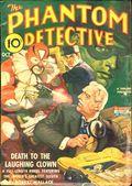 Phantom Detective (1933-1953 Standard Magazines) Pulp Vol. 40 #1