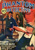 Phantom Detective (1933-1953 Standard Magazines) Pulp Vol. 40 #2