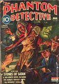 Phantom Detective (1933-1953 Standard Magazines) Pulp Vol. 41 #1