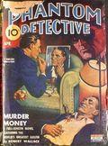 Phantom Detective (1933-1953 Standard Magazines) Pulp Apr 1943