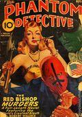 Phantom Detective (1933-1953 Standard Magazines) Pulp Vol. 42 #1