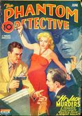 Phantom Detective (1933-1953 Standard Magazines) Pulp Vol. 43 #3