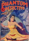 Phantom Detective (1933-1953 Standard Magazines) Pulp Vol. 44 #3