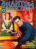 Phantom Detective (1933-1953 Standard Magazines) Pulp Vol. 45 #1