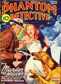 Phantom Detective (1933-1953 Standard Magazines) Pulp Vol. 45 #3