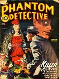 Phantom Detective (1933-1953 Standard Magazines) Pulp Vol. 46 #1
