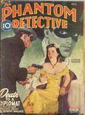Phantom Detective (1933-1953 Standard Magazines) Pulp Oct 1945