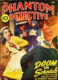 Phantom Detective (1933-1953 Standard Magazines) Pulp Feb 1946