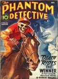 Phantom Detective (1933-1953 Standard Magazines) Pulp Vol. 48 #1