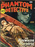 Phantom Detective (1933-1953 Standard Magazines) Pulp Vol. 48 #2