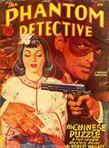 Phantom Detective (1933-1953 Standard Magazines) Pulp Vol. 48 #3
