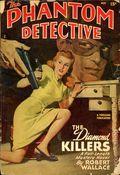 Phantom Detective (1933-1953 Standard Magazines) Pulp May 1948