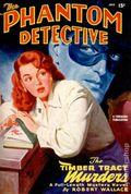 Phantom Detective (1933-1953 Standard Magazines) Pulp Jul 1948