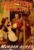 Phantom Detective (1933-1953 Standard Magazines) Pulp Nov 1948