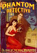 Phantom Detective (1933-1953 Standard Magazines) Pulp Jan 1949