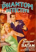 Phantom Detective (1933-1953 Standard Magazines) Pulp Mar 1949
