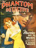 Phantom Detective (1933-1953 Standard Magazines) Pulp Jul 1949