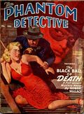 Phantom Detective (1933-1953 Standard Magazines) Pulp Oct 1949