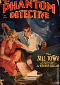 Phantom Detective (1933-1953 Standard Magazines) Pulp Jan 1950