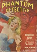 Phantom Detective (1933-1953 Standard Magazines) Pulp Vol. 55 #2