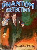 Phantom Detective (1933-1953 Standard Magazines) Pulp Apr 1951