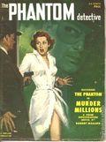 Phantom Detective (1933-1953 Standard Magazines) Pulp Oct 1951