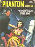 Phantom Detective (1933-1953 Standard Magazines) Pulp Jan 1952