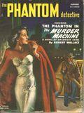 Phantom Detective (1933-1953 Standard Magazines) Pulp Jul 1952