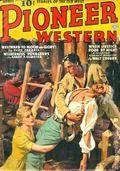 Pioneer Western (1937 Popular Publications) Pulp Vol. 1 #1