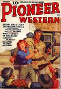Pioneer Western (1937 Popular Publications) Pulp Vol. 1 #2