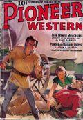 Pioneer Western (1937 Popular Publications) Pulp Vol. 1 #3