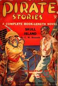 Pirate Stories (1934-1935 Gernsback Publishing) Pulp Vol. 1 #2
