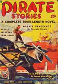 Pirate Stories (1934-1935 Gernsback Publishing) Pulp Vol. 1 #3