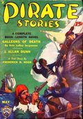 Pirate Stories (1934-1935 Gernsback Publishing) Pulp Vol. 1 #4