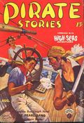 Pirate Stories (1934-1935 Gernsback Publishing) Pulp Vol. 1 #6