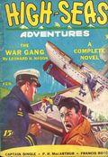 High-Seas Adventures (1934-1935 Gernsback Publications) Pulp Vol. 1 #2