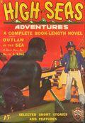 High-Seas Adventures (1934-1935 Gernsback Publications) Pulp Vol. 1 #3