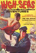 High-Seas Adventures (1934-1935 Gernsback Publications) Pulp Vol. 1 #4