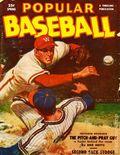 Popular Baseball (1949-1951 Standard Magazines) Pulp Vol. 1 #4
